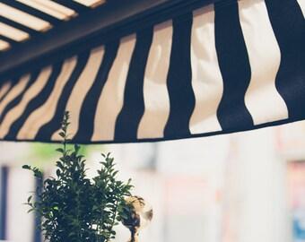 Paris Photography, Paris Prints, Paris Decor, Paris Kitchen Art, Large Wall Art, Paris Stripes Print