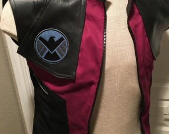 Hawkeye Avengers Vest