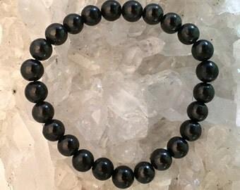 Shungite Bracelet - EMF Protection Bracelet - Metaphysical New Age