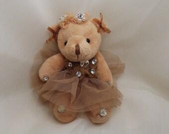 Miniature Teddy Bears. Bear Key Chains. Women's Key Chains. Christmas Ornaments. Bear Pendants. Wedding Dressed Bears. Dressed Bears.