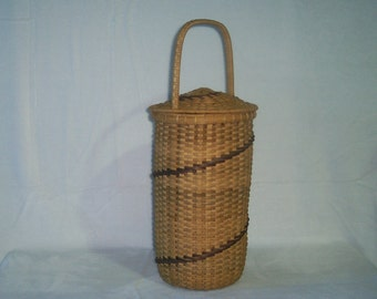 Handmade Basket: Hide the TP Basket