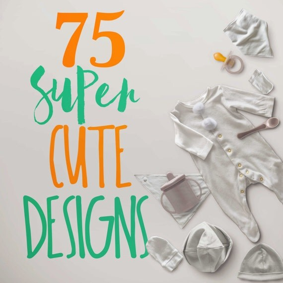 Svg Bundles Cute Baby Svg Bundle Sale Bundle Svg Files