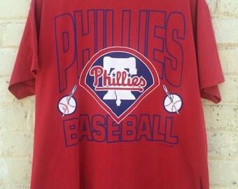 1992 Phillies Tee