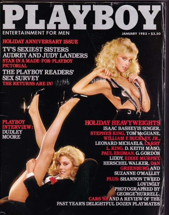 Playboy Magazine January 2004 50th Anniversary Jamie Presley
