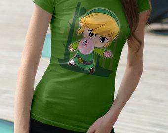Zelda Bubbles T-Shirt | Unisex - Women |