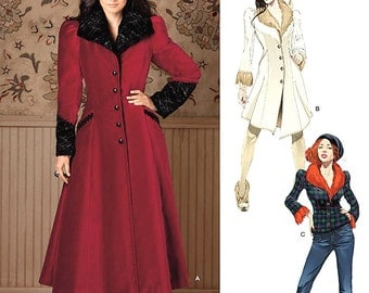 Simplicity Arkivestry sewing pattern - Victorian coat or jacket