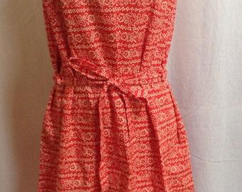 Vintage Pressler Dress/1970s/Immaculate