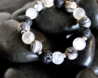 HARMONY CynRgy Aromatherapy Bracelet™ - Includes Essential Oil Sample, Gift Box & Free Shipping!