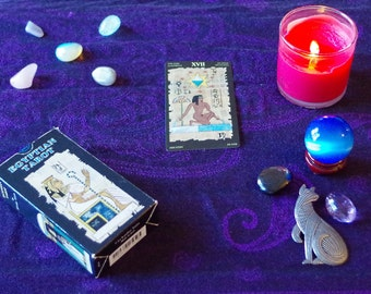 Egyptian Tarot - Intuitive Tarot Card Reading