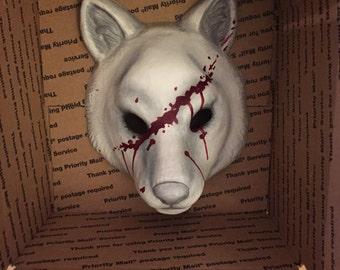 Fox Mask Horror Movie You're Next