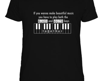 Make Beautiful Music Together T Shirt