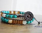 Bead Bracelet Women, Beaded Bracelet, Healing stones bracelet, Malla bracelet, Spirituality and Religion, Bohemian style jewelry