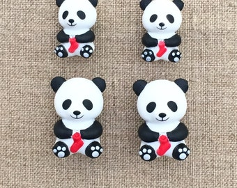 Panda Point Protectors, HiyaHiya Point Protectors, Knitting Needle Stop, Needle Point Stop, Large Point Protector, Small Point Protector