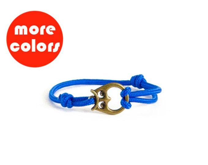 Summer Bracelet, Men Bracelet, Parachute Cord Bracelet, Mens Jewelry