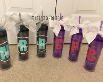 Personalized Group Tumbler, Vacation Tumblers, Family Tumblers, Personalized Tumblers, Customized Tumblers, Family Bottles, Family Cups