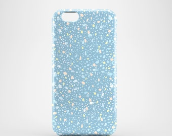 Blue stardust - phone case,iPhone 7,  iPhone 6, iPhone6s, iPhone SE, iPhone 5/5S, iPhone5C, Samsung Galaxy S6, Samsung Galaxy S6 Edge