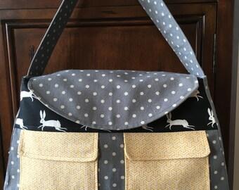 Large Pocket Tote/Bag