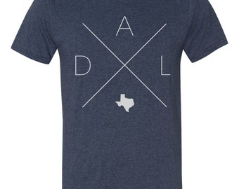 Texas Home T-Shirt – Dallas Shirt, DAL Shirt