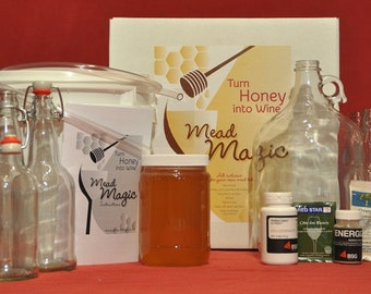 how to make mead from raw honey