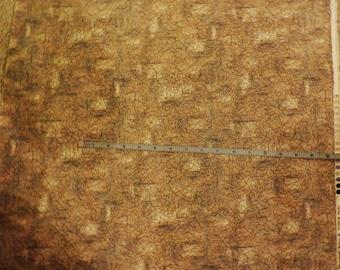 """Vintage Hoffman """"Essentials"""" Quilt/Craft Fabric 1/2 Yd."""