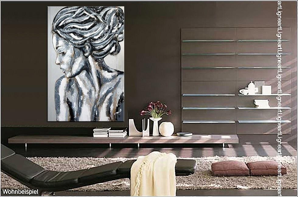 portrait schwarz wei acrylglas druck geschenk exclusiv. Black Bedroom Furniture Sets. Home Design Ideas