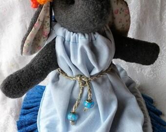 Celeste, a fantasy bunny