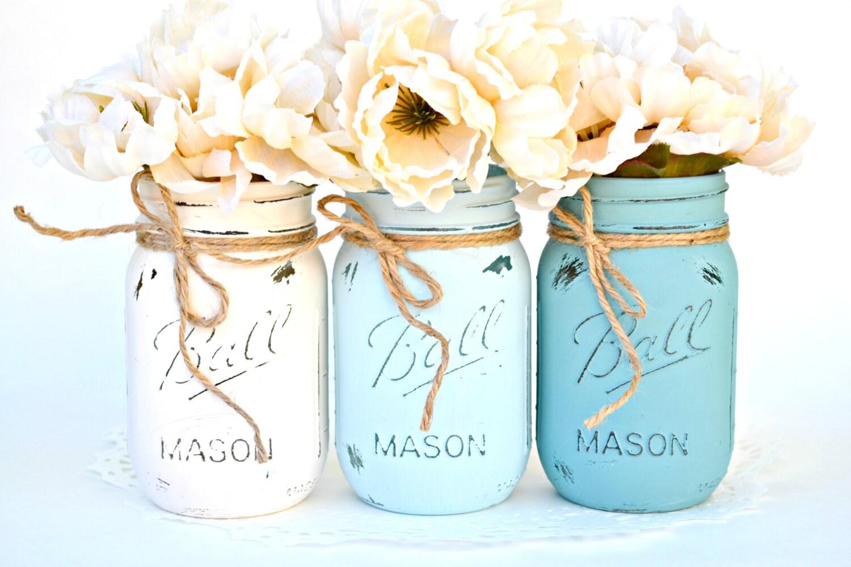 mason jar decor mason jars bulk painted mason jars painted. Black Bedroom Furniture Sets. Home Design Ideas