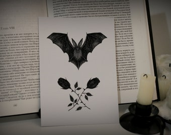 Gothica - Print