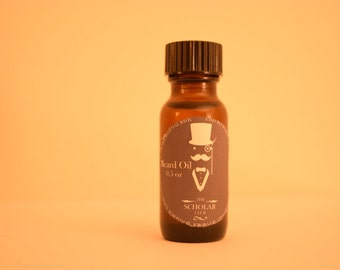 Beard Oil - 0.5 oz