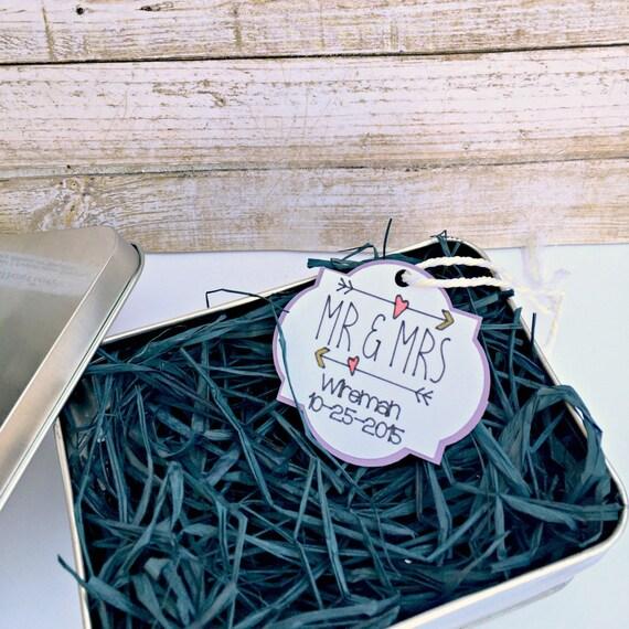 Handmade Wedding Gift Tags : Custom Wedding TagsHandmadeWedding FavorsGift TagsCandy ...