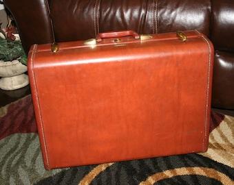 Samsonite Luggage With Key//Samsonite 4932//Vintage Samsonite Luggage