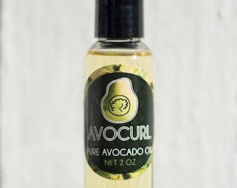 AVOCURL Pure Avocado Oil
