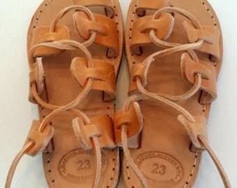 MAZU kids gladiator sandals
