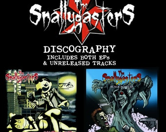 The Snallygasters Discography CD