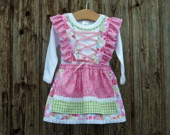 First dirndl for babies