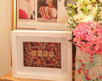 Always with Love Box Frame