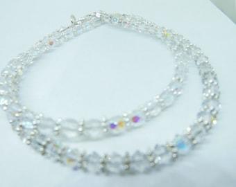 CRYSTAL bracelets (2) Lots of sparkle