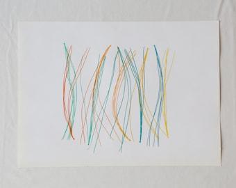 Silkscreen Prints - ARTIST GOODS - Felix Dreesen