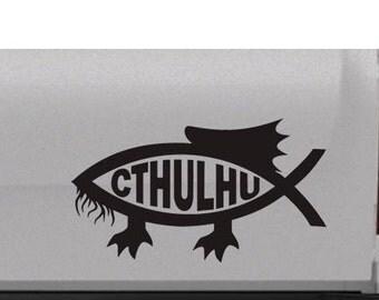 Cthulhu | Fish