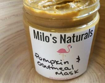 Pumpkin & Oatmeal Mask