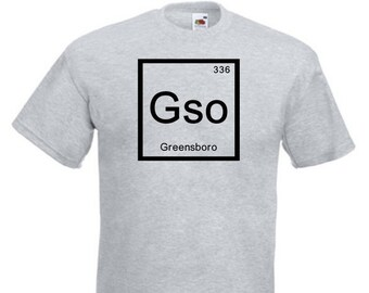 GSO Element City Tee Custom Colors  (Read Description)