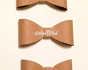 20 Paper Bowties