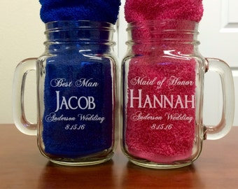 17 Wedding Party Gifts Wedding Party Favors Personalized