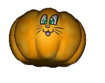 punkin cat