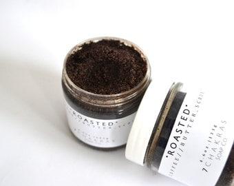 Coffee Scrub, Butter Scrub, Antioxdant Rich, Natural, Vegan