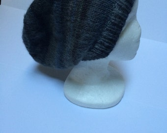 Olympia slouch hat