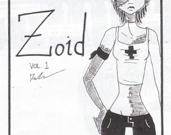 Zoid Comic