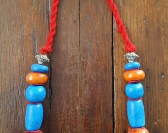 Berber Moroccan necklace