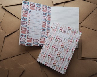 Roll Up, Roll Up Notebook