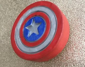 Captain America Shield Drawer Handle / Door Knob